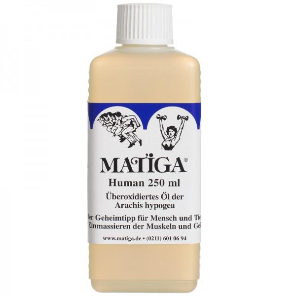 15 x 250ml MATIGA Öl Human im Umkarton