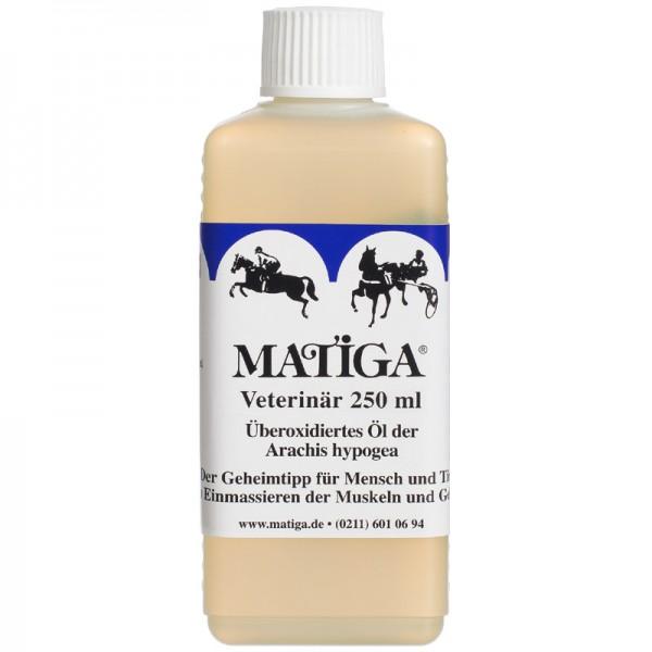 12 x 250 ml MATIGA Öl Veterinär für den Herbst