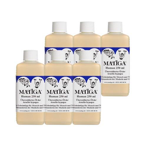 MATIGA-Oel-Human 6x250ml